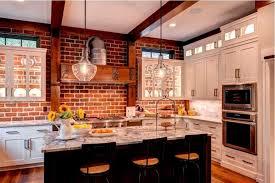 traditional kitchen backsplash kitchen room red brick kitchen backsplash solid white traditional