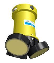 sontek adcp adp acoustic doppler current profiler 3d water