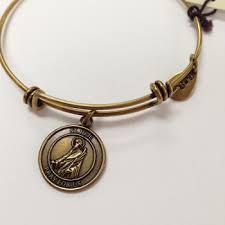 st jude bracelet st jude bracelet charm gold or silver