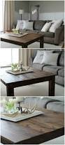 Coffee Tables Best Designs Charming Brown Table Cover Walmart Cool 55 Gorgeous Diy Farmhouse Furniture And Decor Ideas For A Rustic