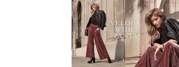 women u0027s pants wide leg uniqlo us