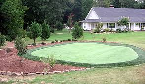 diy synthetic grass and putting green kits putting greens
