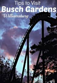 Busch Gardens Williamsburg Fall Fun Card - how to maximize your visit to busch gardens williamsburg