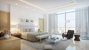 Platform Bed With Lights Bedroom Simple Bedroom Features Light Wooden Platform Bed With