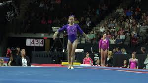 Hit The Floor Olivia - olivia dunne u2013 floor exercise u2013 2017 u s classic u2013 junior