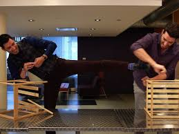 How To Be On Property Brothers The U0027property Brothers U0027 Race To Build Ikea Furniture Business