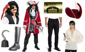 Captain Hook Halloween Costume Mrsjustesenbhmusic Peter Pan Costume Suggestions