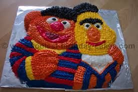 coolest sesame street character cakes tips