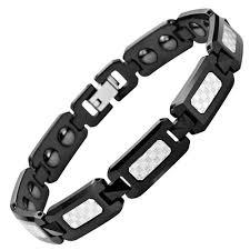 magnetic bracelet tool images Black mens polished gift tool link free box judd with bracelet jpg