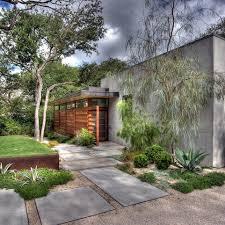 concrete pavers in pea gravel front walkway portfolio