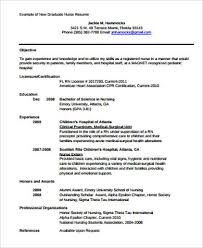 nursing resume objective resume objectives sles resume template ideas