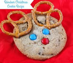 reindeer christmas cookie recipe christmas recipes u0026 craft ideas