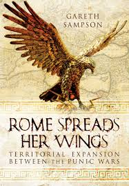 Punic Wars Map Rome Spreads Her Wings Territorial Expansion Between The Punic