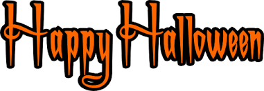 happy halloween logo u2013 festival collections
