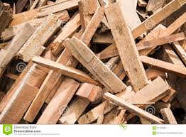 a scrap wood pile stock photo image of garbage 61159292