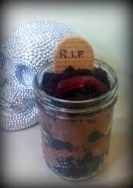 Halloween Dirt Cake Recipe Gummy Worms by To Market To Market Graveyard Dirt Cake