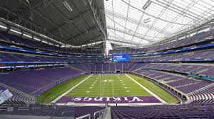 map us bank stadium u s bank stadium seating chart pictures directions and history