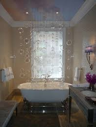 Window Treatment Ideas For Bathroom by Frosted Window Treatment Ideas For Bathroom Combined Glass Beaded