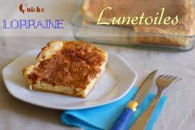 cuisine lorraine recette quiche lorraine amour de cuisine