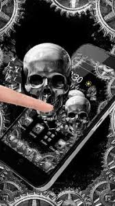 skull apk mechanical skull apk free personalization app for
