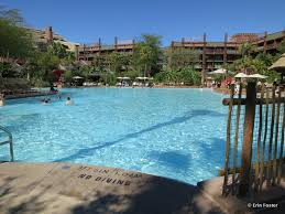 Animal Kingdom Lodge Front Desk Get To Know The Disney World Pools Part Four The Deluxe And