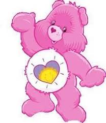 image result shine bright care bear care bears