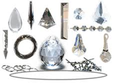 Teardrop Crystals Chandelier Parts Chandelier Parts Crystal Parts Pins For Chandeliers