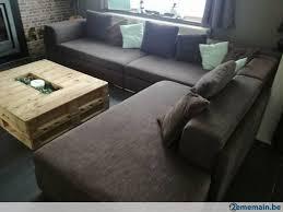 canap italien tissu grand canapé d angle tissu italien très bon état a vendre