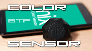 color muse for diy paint match nix mini color sensor behold the future youtube