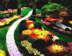 Garden Flowers Ideas Flowers And Landscaping Landscaping Designs Ideas And Themes And