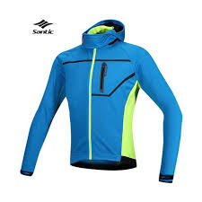 cycling jacket blue 100 brand blue santic thermal cycling jacket composite carbon fiber