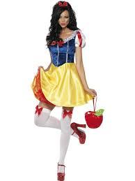 Ladies Halloween Costumes Uk Snow White Fever Fairytale Fancy Dress Book Ladies Costume