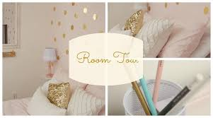 White Bedroom Tour Room Tour Hairstyles By Gabby