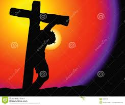 jesus on cross royalty free stock images image 5888189
