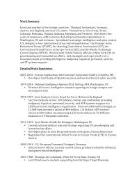 All Source Intelligence Analyst Resume Rosanne Greco U0027s Resume U2013 Save Our Skies From The F 35s