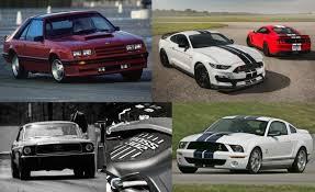 mustang v8 0 60 ford mustang a brief history in zero to 60 mph acceleration