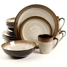 Dining Steel Plate Set Gibson Elite Dinnerware At Gibson Outlet Store
