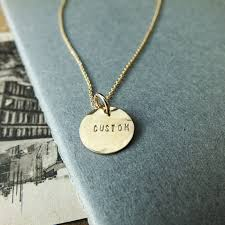 custom personalized jewelry words to live by custom necklace becoming jewelry