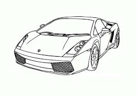 printable 51 cool car coloring pages 7879 lambhini gallardo race