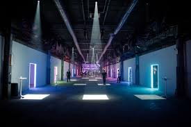 event lighting company nyc refinery29 presents 29rooms