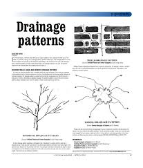 What Is Trellis Drainage Pattern Csecapril3 By Dig Jamaica Issuu