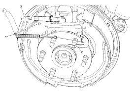2008 Chevrolet Truck Wiring Diagram How To Replace Rear Lug Bolts On 2008 Chevrolet 3500 Truck