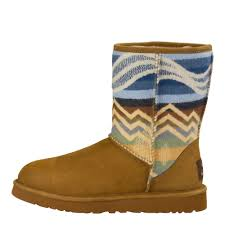womens ugg pendleton boots ugg s pendleton boots brown 1011215 che