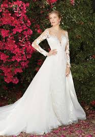 flowing wedding dresses cathedral wedding dresses