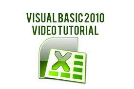 vba 2010 video tutorials u2013 yourprogrammingnetwork