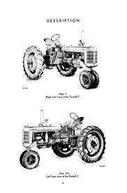 international farmall c tractor manual farm manuals fast