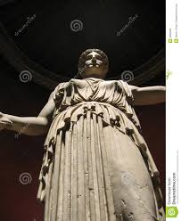 Greek God Statues by Athena Goddess Statue Stock Photography Image 2660532