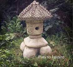 sparta sapporo pagoda stoneware garden ornament ebay