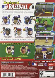 Kenny Backyard Baseball Amazon Com Backyard Baseball Playstation 2 Artist Not Provided