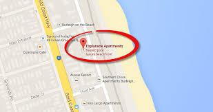 Three Bedroom Apartments At Burleigh Esplanade Beachfront - Three bedroom apartment gold coast